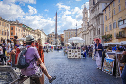 Viva a Arte - Piazza Navona