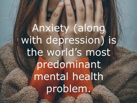 Dealing with anxiety using cognitive behavioural hypnotherapy - take control of your anxiety