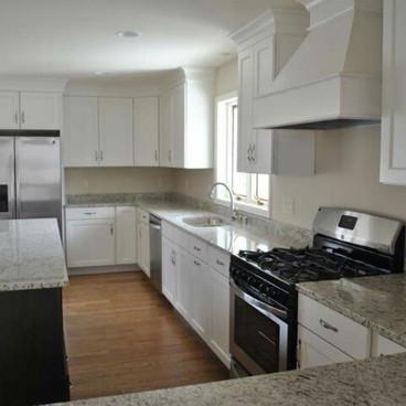 Large Kitchen Remodel