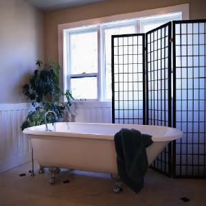 Claw Foot Bath Tub Addition