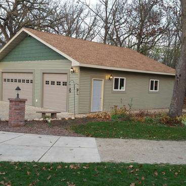 Garage-completed