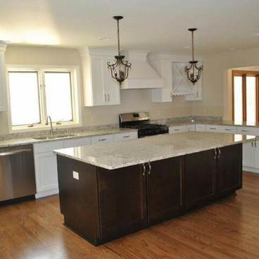 Large Kitchen Remodel-Island Addition
