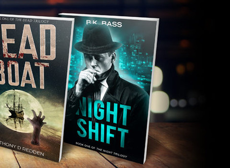 DEAD BOAT paperback edition launch