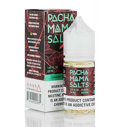 Pacha Mama Salts Strawberry Watermelon