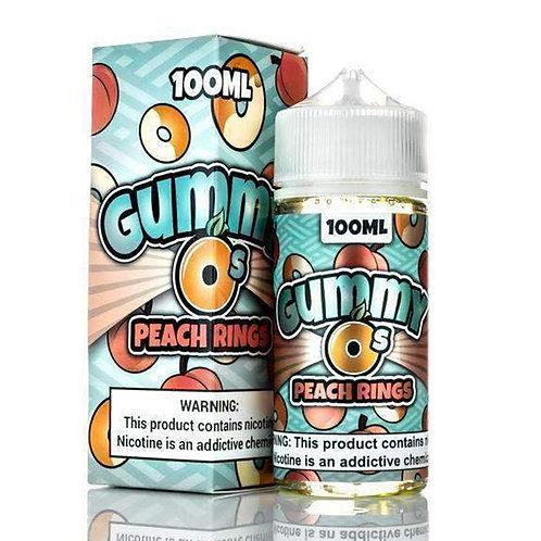 Gummy O's Peach Rings