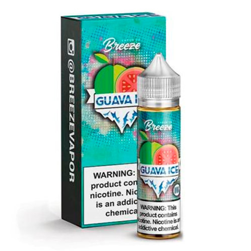 Breeze Vapor Co. Guava Ice