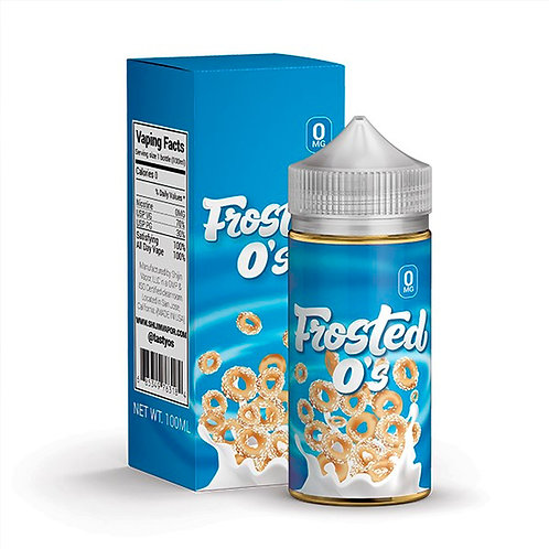 Tasty O's Frosted O's