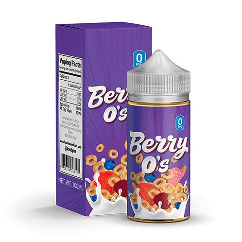 Tasty O's Berry O's