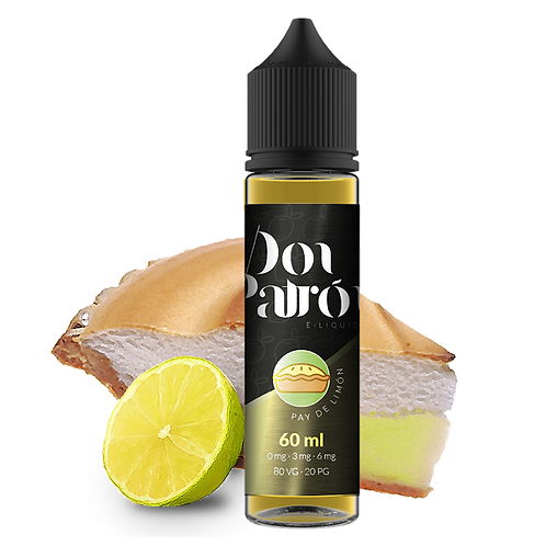 Don Patron Pay de Limon