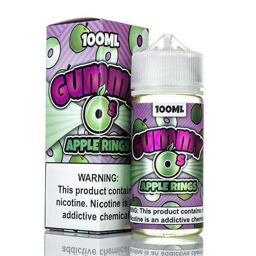 Gummy O's Apple Rings