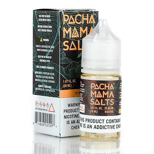 Pacha Mama Salts Icy Mango