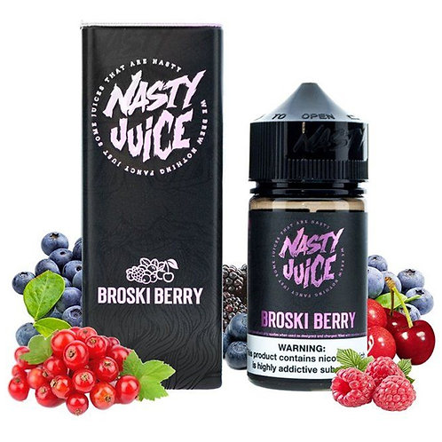 Nasty Berry Series Broski Berry
