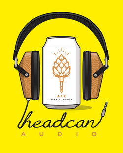 headcan audio logo