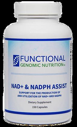 NAD+ &NADPH ASSIST