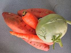 ירקות שורש צילום: תמי קלייטמן