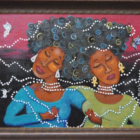 Sisters: Wisdom and Understanding