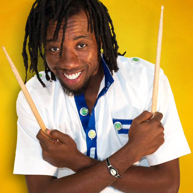 Paa Kow and His Afro-Fusion Orchestra