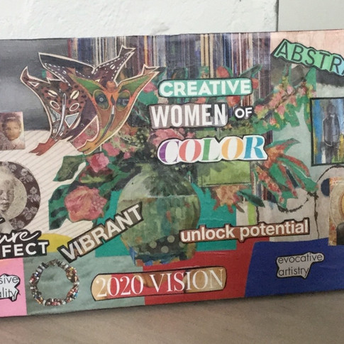 Creative Women of Color Vision of 2020