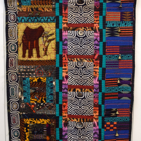 African Totem I