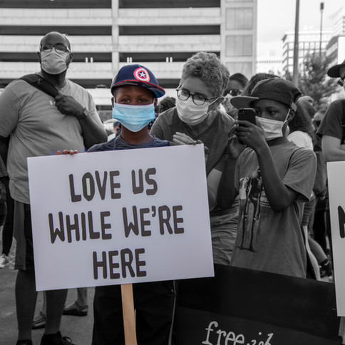 Love Us Now, 2020