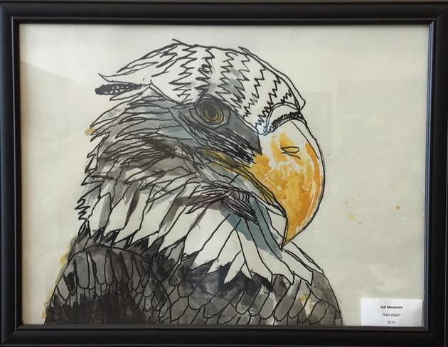 Bald Eagle, 2020