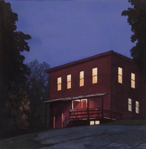 Johnson, VT Nocturn