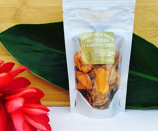 Hawaiian Turmeric Chips