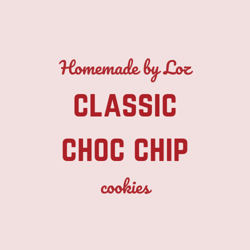 Classic Choc Chip Cookies (8)