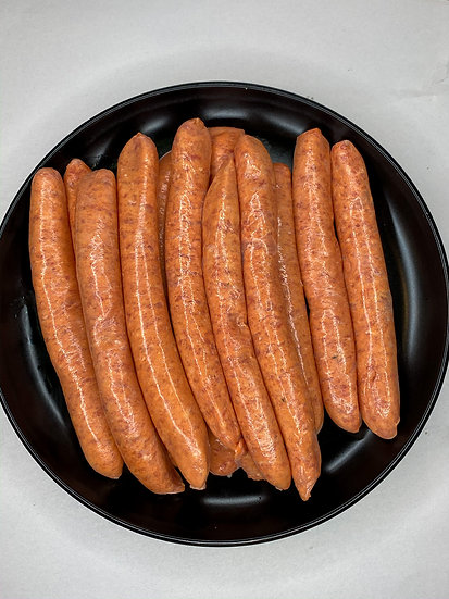 Thin Beef Sausages (12)
