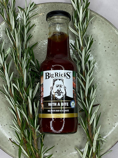 Big Rick's BBQ Sauce