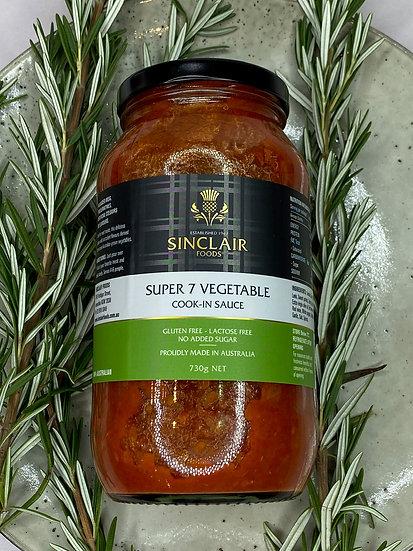 Super Veg Pasta Sauce