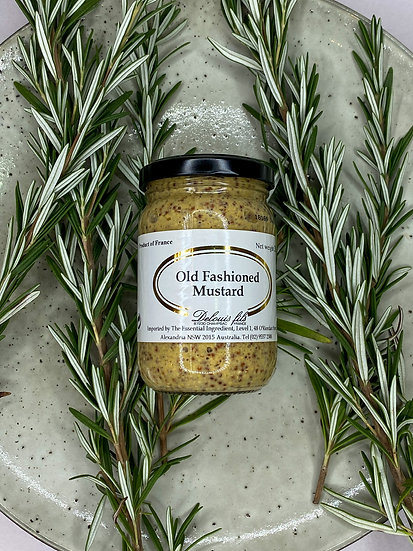 French Old-Fashioned Mustard