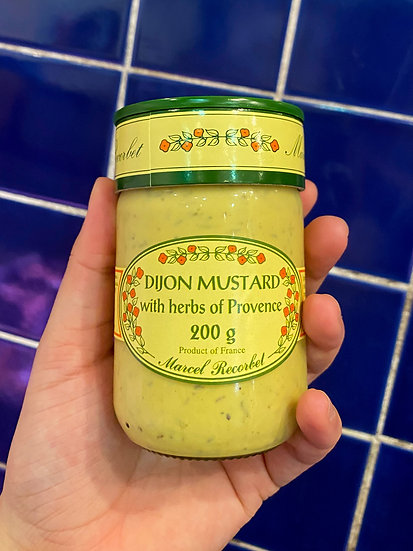 Herbed Dijon Mustard