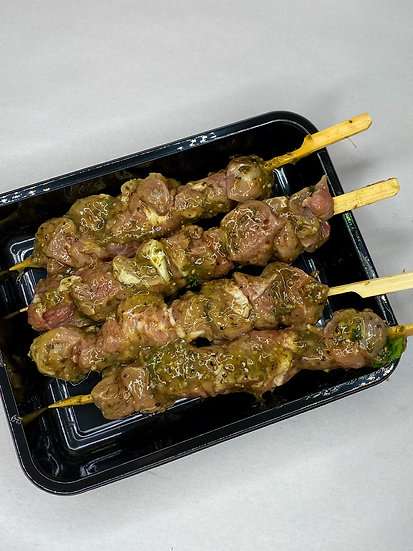 Lamb Kebab in Greek Marinade (1)