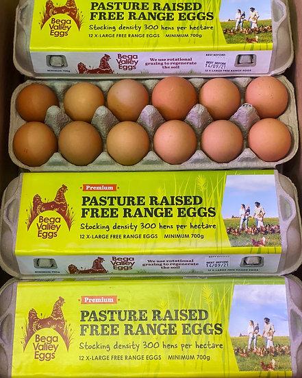 Bega Valley Eggs (dozen)
