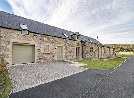 Property at Powis Mains, Blairlogie