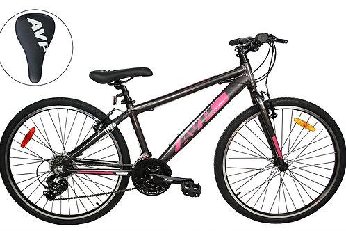 AVP M26 Vélo juniorGris/Rose