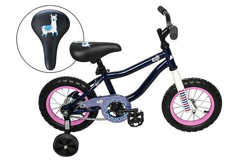 AVP K12 Vélo pour enfants bleu / rose