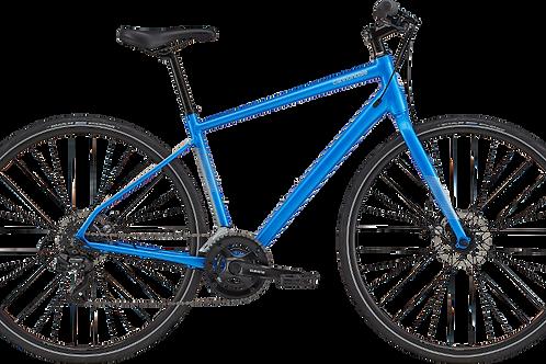 Cannondale Quick 5 Bleu