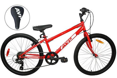 AVP M24 Vélo junior Rouge feu