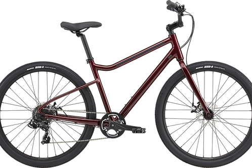 Cannondale Treadwell 3 rouge