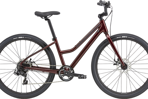 Cannondale Treadwell 3 Remixte Rouge