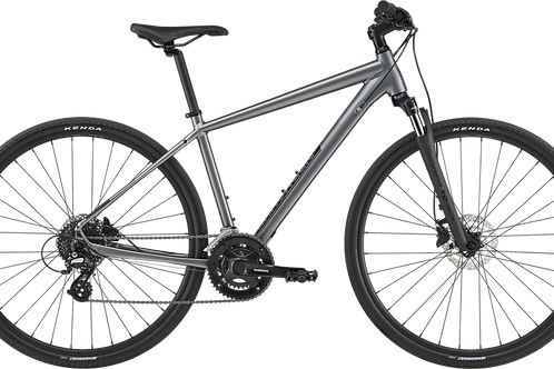 Cannondale Quick CX 3 Gris
