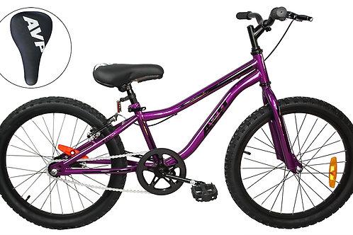 AVP K20 – À rétropédalage Vélo pour enfants Mauve