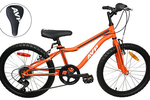 AVP K20 7 vitesses Vélo pour enfants Orange