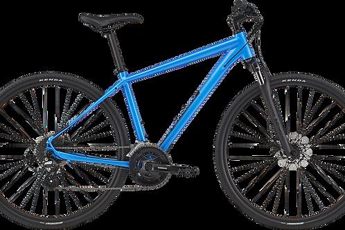 Cannondale Quick CX 3 Bleu