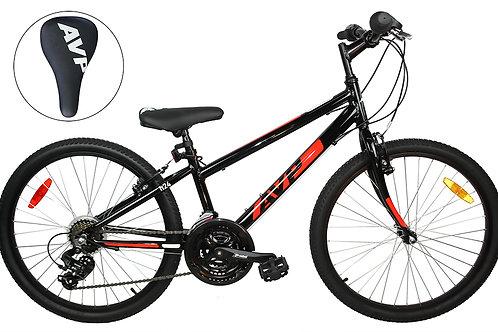 AVP H24 Vélo junior Noir/Orange