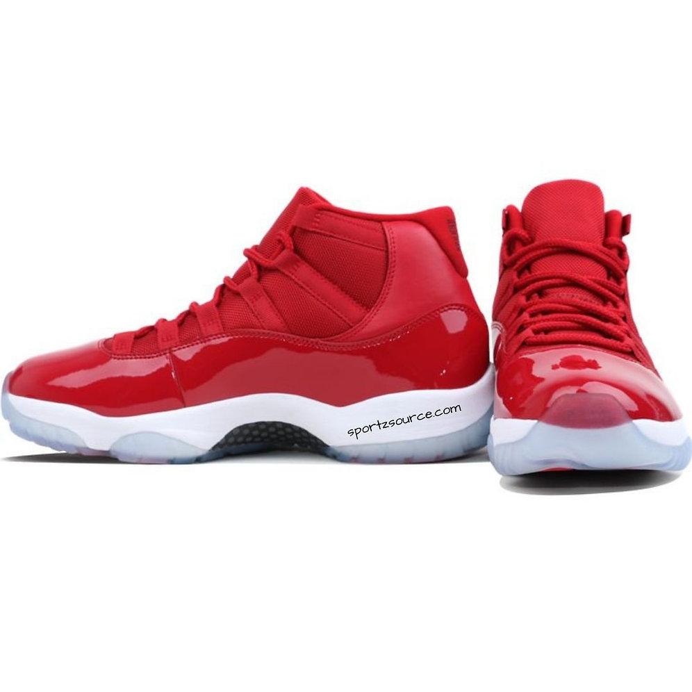 hot sale online 7909b 70e7d Air Jordan 11 Retro Win Like 96