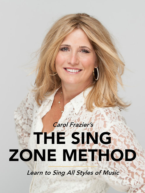 The Sing Zone Method Ebook