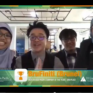 3rd Place, BruFiniti (Brunei)